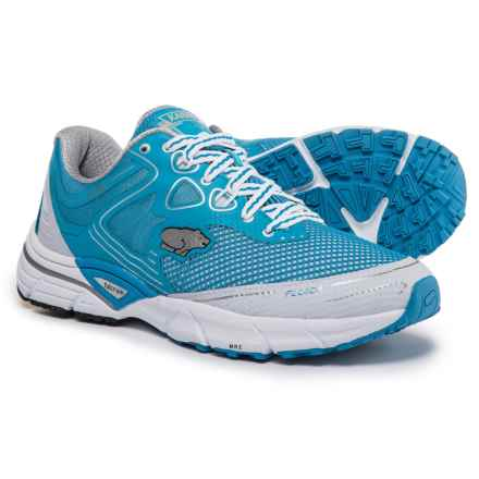 Karhu Fluid 5 MRE Running Shoes (For Men) in Finnish Blue/White/Silver - Closeouts