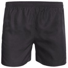 Karhu Forward Shorts - Built-In Brief (For Men) in Black - Closeouts