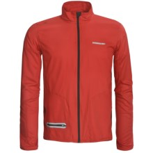 Karhu Plasma Hybrid Jacket (For Men) in Orange - Closeouts