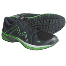 Karhu Stable Fulcrum Ride Running Shoes (For Men) in Black/Poison - Closeouts