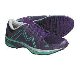 Karhu Stable Fulcrum Ride Running Shoes (For Women) in Mauve/Pixie