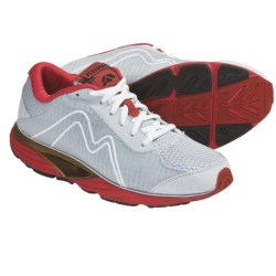 Karhu Stable2 Fulcrum Running Shoes (For Women) in Grey/Core Red