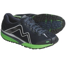 Karhu Strong 2 Fulcrum Ride Running Shoes (For Men) in Dark Navy/Poison - Closeouts