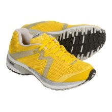 Karhu Strong Fulcrum Ride Running Shoes (For Women) in Day Yellow/Silver - Closeouts