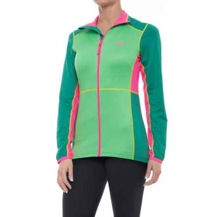 Kari Traa Hege Fleece Jacket (For Women) in Mint - Closeouts