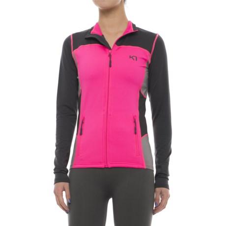 Kari Traa Lina Full-Zip Jacket (For Women) in Kpink
