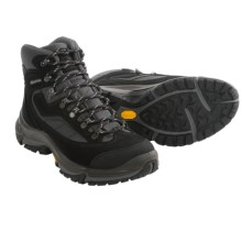 Karrimor KSB 300 Hiking Boots - Waterproof (For Men) in Black/Charcoal - Closeouts