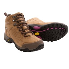 Karrimor Radius Mid eVent® Hiking Boots - Waterproof (For Women) in Brown - Closeouts