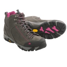 Karrimor Storm Mid Weathertite Hiking Shoes - Waterproof (For Women) in Black/Sea - Closeouts