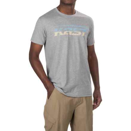 Kast Gear Horizon T-Shirt - Crew Neck, Short Sleeve (For Men) in Grey - Closeouts