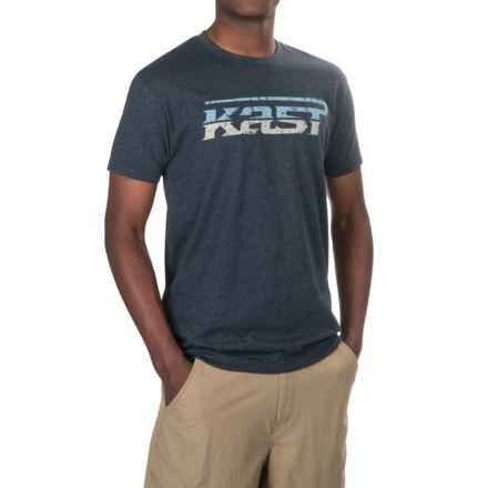 Kast Gear Horizon T-Shirt - Crew Neck, Short Sleeve (For Men) in Navy - Closeouts