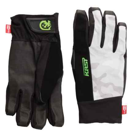 Kast Gear MX Pro Gloves (For Men and Women) in Camo - Closeouts