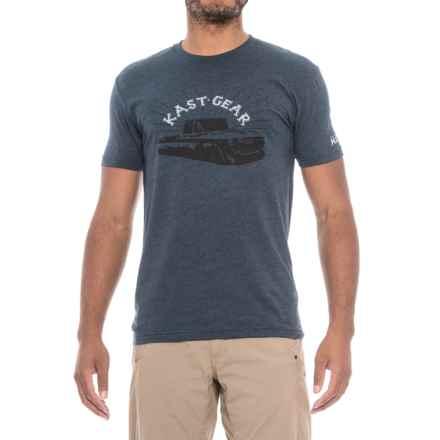 Kast Gear Shop Truck T-Shirt - Short Sleeve (For Men) in Navy - Closeouts