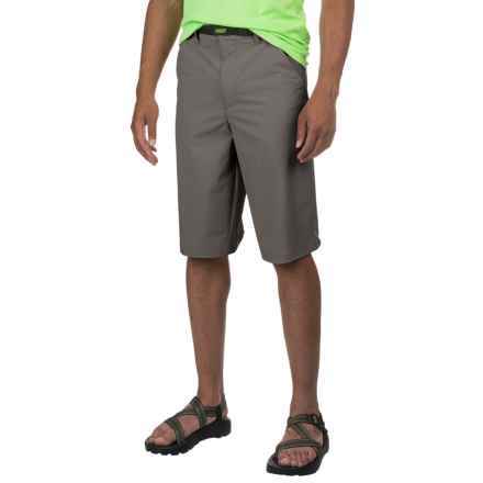 Kast Gear Tailspin Guide Shorts - UPF 40 (For Men) in Graphite - Closeouts