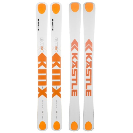 Kastle BMX 88 Alpine Skis in See Photo