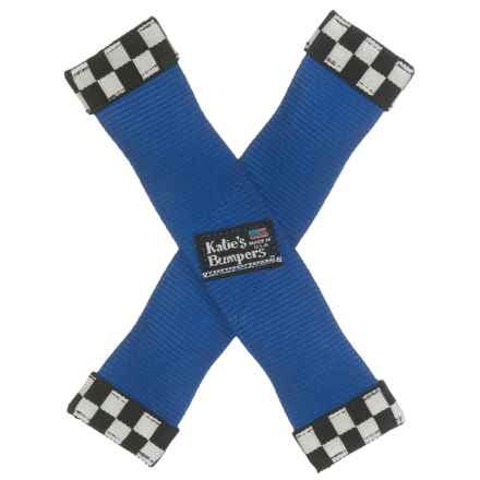 Katie's Bumpers X-Toy Dog Toy in Blue - Closeouts