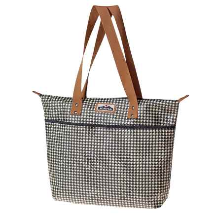 Kavu Babette Bag (For Women) in Houndstooth - Closeouts