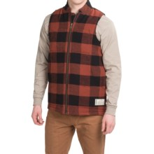 Kavu Backwoods Vest (For Men) in Rust - Closeouts