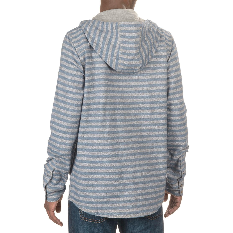 Baja hoodie for men