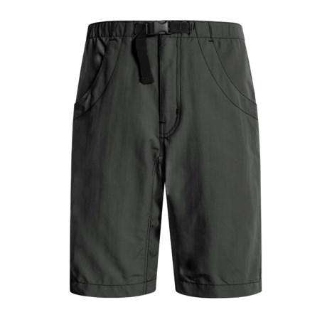 Kavu Big Eddy Shorts - DWR (For Men) in Black