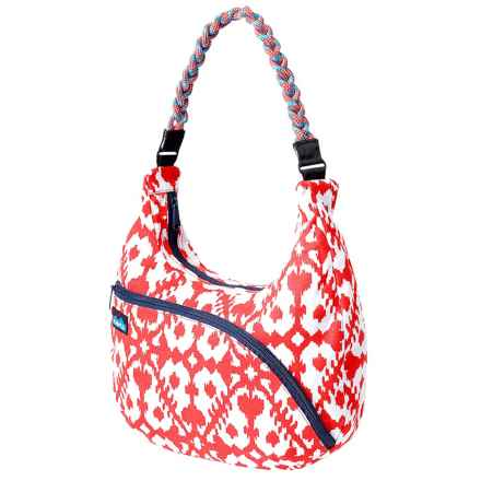 Kavu Boom Shoulder Bag (For Women) in Hot Blot - Closeouts