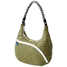 Kavu Boom Shoulder Bag (For Women) in Pine Angle - Closeouts