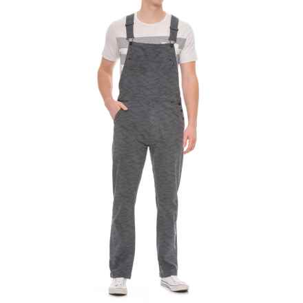 Kavu Bootlegger Overalls (For Men) in Trees - Closeouts