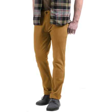 Kavu Buckthorn Pants (For Men) in Tobacco - Closeouts