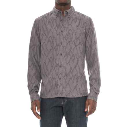Kavu Carson Button-Up Shirt - UPF 30+, Long Sleeve (For Men) in Trees - Closeouts