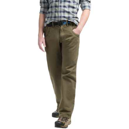 Kavu Chilliwack Pants (For Men) in Dark Olive - Closeouts
