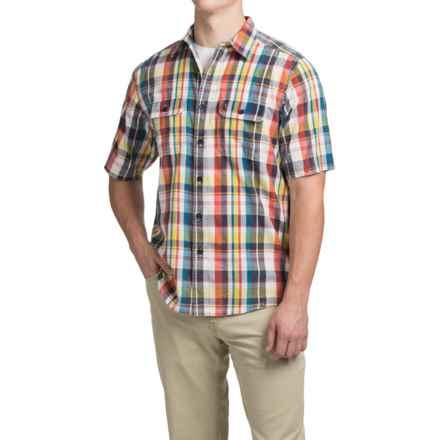 Kavu Coastal Shirt - Short Sleeve (For Men) in Preppy - Closeouts