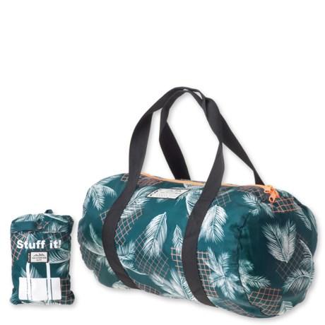 Kavu Duff N Stuff 30L Duffel Bag (For Women) in Palmarid