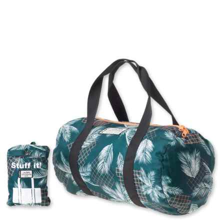 Kavu Duff N Stuff Duffel Bag (For Women) in Palmarid - Closeouts