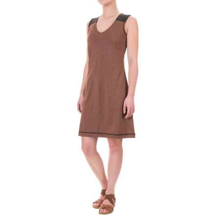Kavu Eve Dress - Sleeveless (For Women) in Terrain - Closeouts