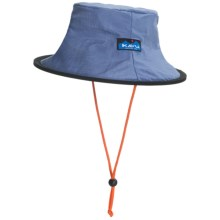 Kavu Fisherman's Chillba Hat (For Men and Women) in Ballard Blue - Closeouts