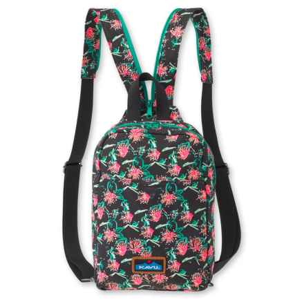 Kavu Forlynne Crossbody Bag - Convertible (For Women) in Sparklers - Closeouts
