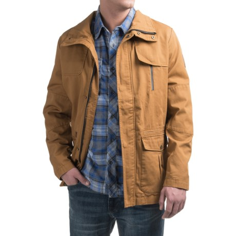 Kavu Helmsman Jacket - Cotton (For Men)