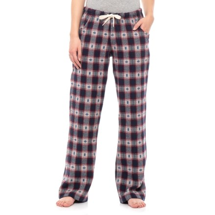 516fa7126d Kavu Heritage Lucky Ducky Pajama Pants (For Women) in Heritage - Closeouts