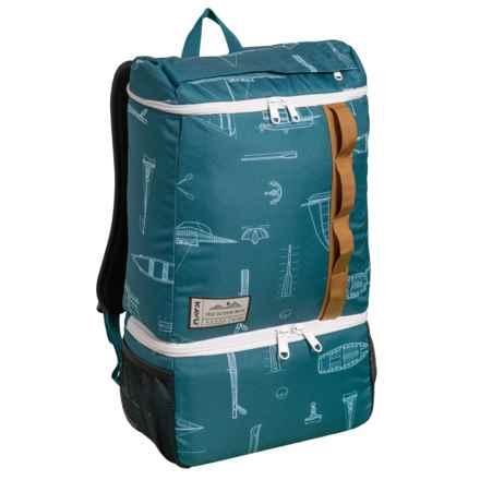 Kavu Hilltop Hauler Backpack (For Women) in Maritime - Closeouts