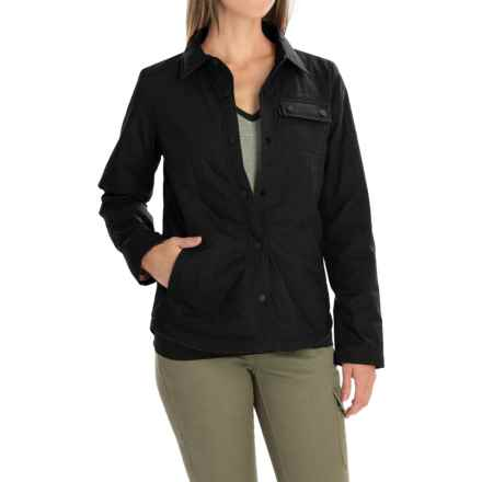 Kavu Huntress Jacket - Insulated (For Women) in Black - Closeouts