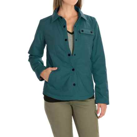 Kavu Huntress Jacket - Insulated (For Women) in Spruce - Closeouts
