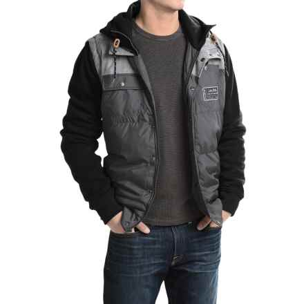 Kavu Inland Jacket - Insulated (For Men) in Black - Closeouts