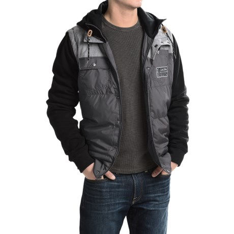 Kavu Inland Jacket - Insulated (For Men) in Black