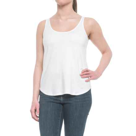 Kavu Isla Tank Top (For Women) in White - Closeouts