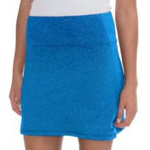 Kavu Ivy Skort - Built-In Shorts (For Women) in River Blue - Closeouts