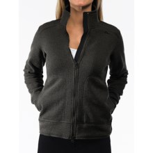 Kavu Jackies Jacket (For Women) in Charcoal - Closeouts