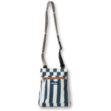 Kavu Keepalong Bag (For Women) in Nautical Stripe - Closeouts