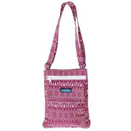 Kavu Keeper Purse in Sangria - Closeouts