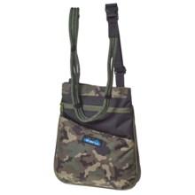 Kavu Keepsake Shoulder Bag (For Women) in Camo - Closeouts