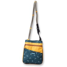 Kavu Keepsake Shoulder Bag (For Women) in Fly Fish - Closeouts